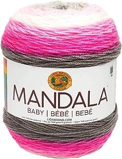 Lion Brand Yarn Mandala Baby yarn, Dreamworld