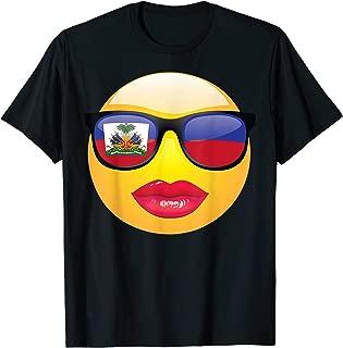 haitian flag emoji