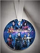 Descendants 3 Christmas Ornament 3x3 Ceramic. Will ship on or before Dec. 19th