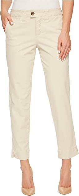 Jag Jeans Creston Ankle Crop in Bay Twill