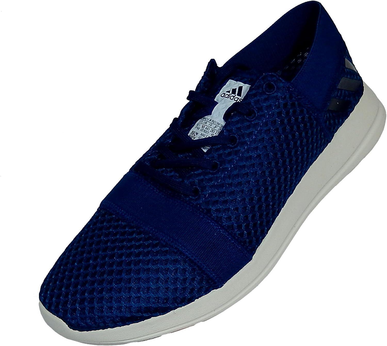 Presentar Abuelo Sustancial  Adidas Men's Element Refine 3 m Running Shoe (9.5, Navy Blue/White):  Amazon.ca: Shoes & Handbags
