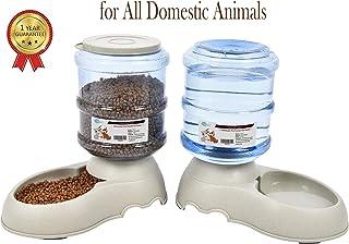 YGJT Comederos Automáticos de Alimentos/Fuente de Agua