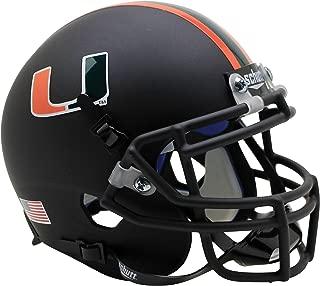 Best miami hurricanes authentic helmet Reviews