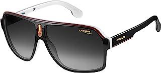 Carrera CA1001/S Plastic Aviator Sunglasses For Men For Women+ Free Designer iWear Care Kit