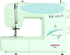 Necchi N81 Automatische naaimachine, kunststof, wit, 38 x 30 x 17 cm