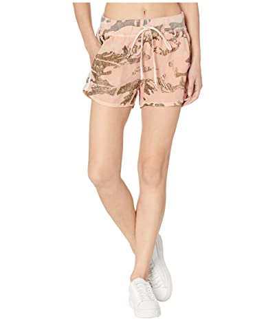 Hard Tail Speed Racer Shorts (Carnation) Women