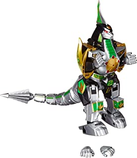 Mighty Morphin Power Rangers Legacy Green Dragonzord, Green