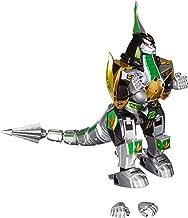 Mighty Morphin Power Rangers Legacy Green Dragonzord, Green