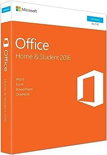 Microsoft Office Hogar y Estudiantes 2016 - caja de embalaje
