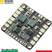 Matek Mini Power Hub Power Distribution Board with BEC 5V and 12V for FPV Multicopter HUB5V12V
