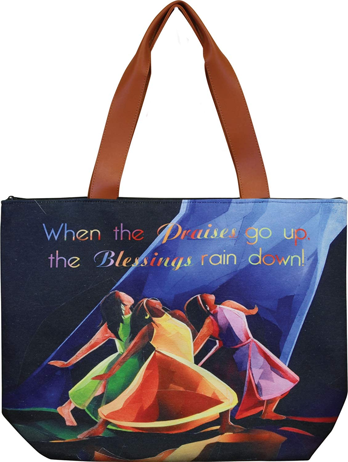 African Max 79% OFF Limited price sale American Expressions Canvas Totebag -