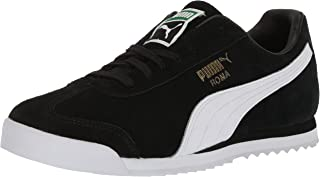 PUMA Men's Roma Suede Fashion Sneaker