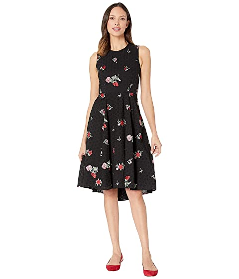 98784f44 Calvin Klein Embroidered Cotton Dress at Zappos.com