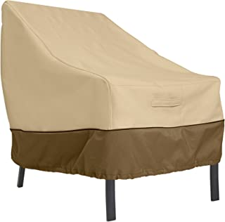 Classic Accessories Veranda Waterproof Patio Lounge Chair Cover, Heavy Duty Outdoor Patio..