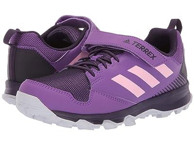 adidas Outdoor Kids Terrex Tracerocker CF (Little Kid/Big Kid) (Active Purple/True Pink/Legend Purple) Girls Shoes