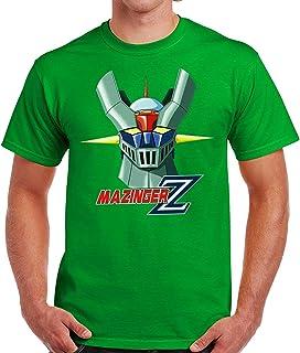 Desconocido 35mm - Camiseta Hombre Mazinger Z - TV - 80'S - EGB