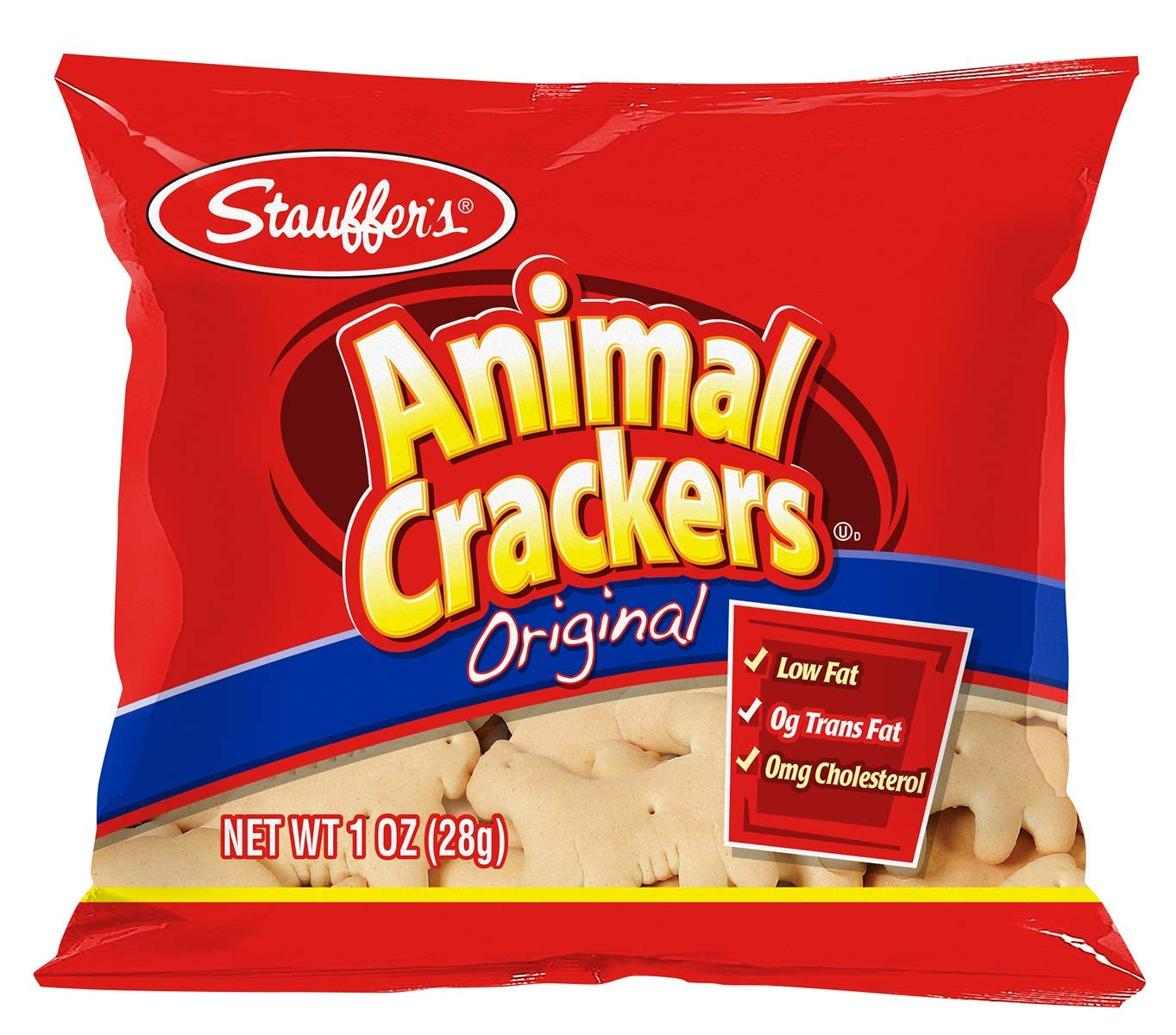 Stauffer's Year-end annual account Animal Crackers Original 1oz. Set OFFicial 20 of Packs Snack