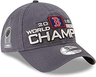 New Era Boston Red Sox 2018 World Series Champions 920 Adjustable Hat