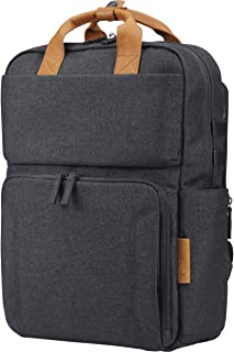 """HP Envy Urban 15.6"""" Backpack with RFID, Water Proof Cover, Gray - 3KJ72AA#ABB"""