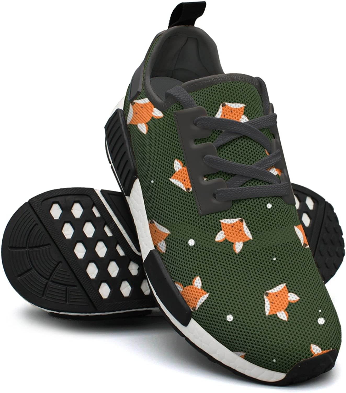 Cute Fox Logo Jogging shoes For Women Nmd Sports Tennis shoes