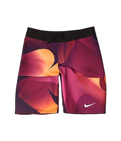Nike Kids 8 Spectrum Drift Boardshorts (Little Kids/Big Kids) (Regency Purple) Boy