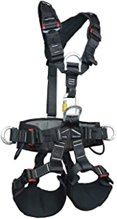 SOB Full Body Climbing Harness Can Be Inverted Thicken Widen Protect Waist Safety Harness Tree Work Rock Climbing Mountain...