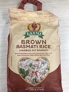 Best laxmi brown basmati rice Reviews
