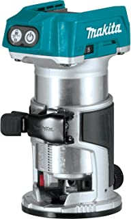 Makita DRT50ZX4 18V Li-Ion LXT Brushless Router Trimmer - Batteries and Charger Not Included