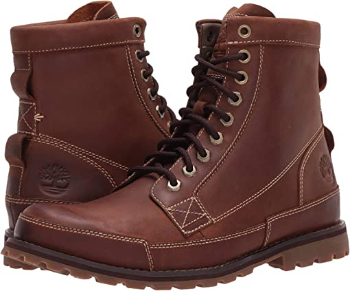 Medium Brown Nubuck