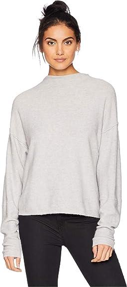 3da4936e0d Free people groovy sweater knit dress autumn combo