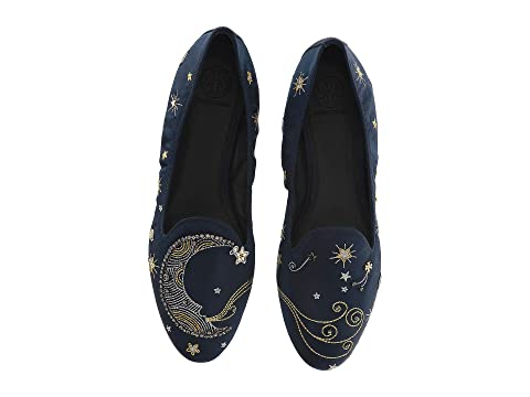 669f550defdb Tory Burch Olympia Embroidered Loafer at 6pm