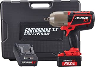 earthquake cordless impact wrench