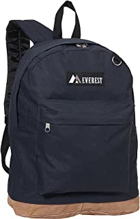 Everest Luggage Suede Bottom Backpack