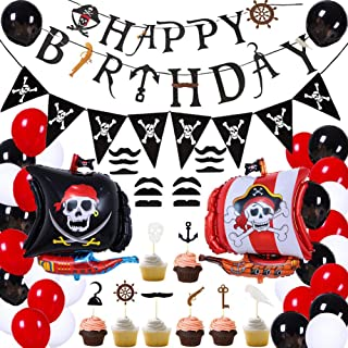 Best pirates party supplies Reviews
