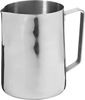 Winco Stainless Steel Pitcher, 66-Ounce