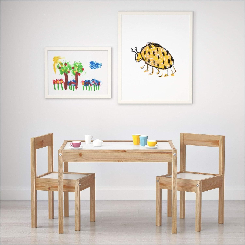 Ikea Latt Table and 9 Chairs for Children  Amazon.de Home & Kitchen