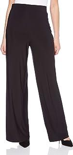 Pantalones de mujer con estampado de lunares, estilo bohemio, estilo informal, para cócteles