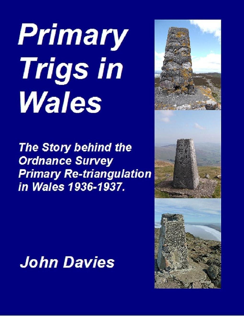 標準ご予約論理Primary Trigs in Wales (English Edition)