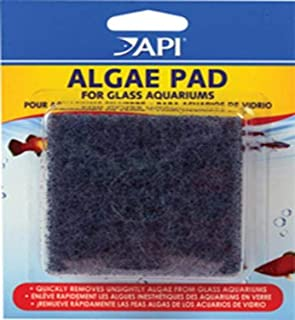 API Algae SCRAPERS and Hand HELD Pads for Acrylic Aquariums