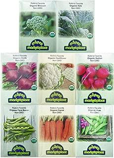 Best certified organic vegetable plants Reviews