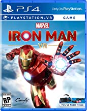 Marvel'S Iron Man Vr - Playstation 4