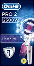 Oral-B Pro 2 2500W 3D White Electric Rechargeable Toothbrush