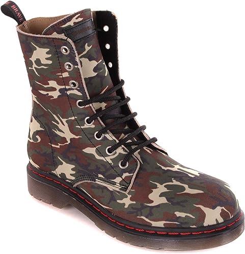 DIESEL MesLes MesLes MesLes dames Bottes Bottines Camouflage 6fb