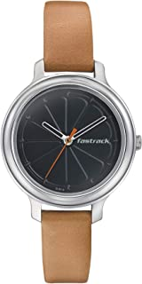 Fastrack Tropical Fruits Analog Black Dial Women's Watch-6202SL01