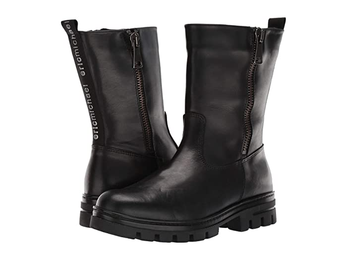 Vintage Boots- Winter Rain and Snow Boots Eric Michael Joanna Black Womens Boots $129.99 AT vintagedancer.com