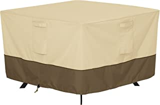 Classic Accessories Veranda Square Patio Table Cover, Medium