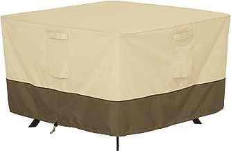Classic Accessories Veranda Square Patio Table Cover, Large