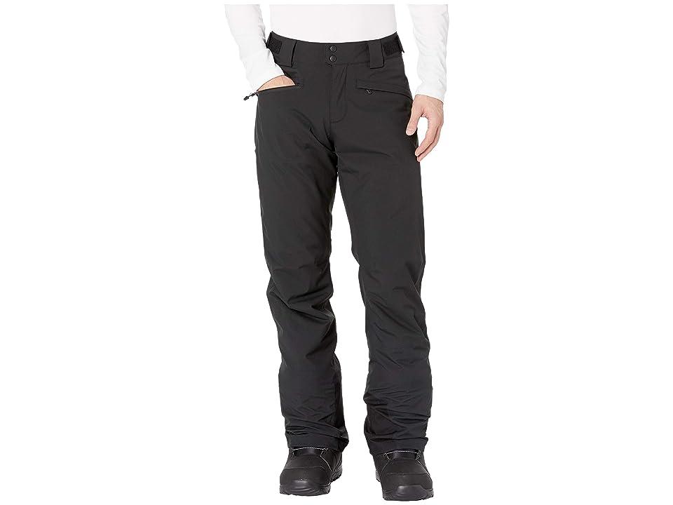 Marmot Doubletuck Insulated Pants (Black) Men