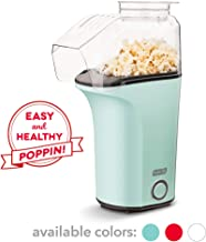DASH DAPP150V2AQ04 Hot Air Popcorn Popper Maker with