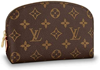 a05446703729 LOUIS VUITTON Monogram Travel All Collections Cosmetic Pouch Small Bag  M47515